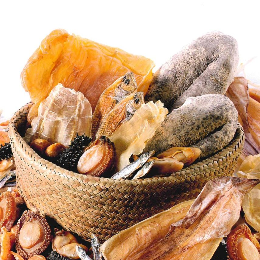 Chinese Dried Seafoods